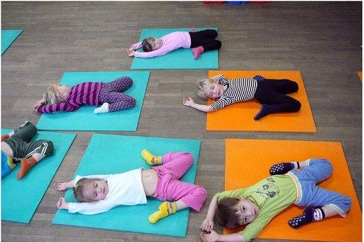 Детский фитнес- здоровые дети- счастье родителей