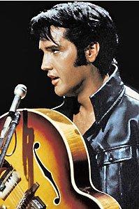 Элвис Пресли: да здравствует король!