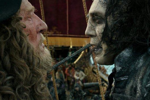 Фильм «Пираты Карибского моря: Мертвецы не рассказывают сказки»: Добро пожаловать, капитан!