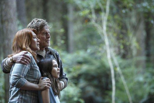 Фильм «Пит и его дракон»: Кто живет в лесу?