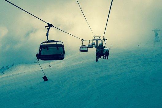 Где красноярцам покататься на лыжах и сноуборде
