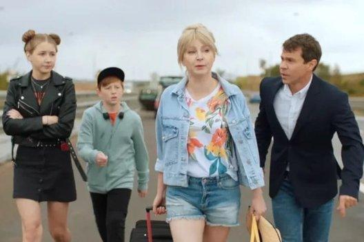 Актриса сериала ТНТ «Идеальная семья» Софья Лукьянова: «Моя реальная семья очень похожа на сериальную»
