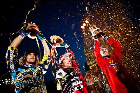 Мировая серия Red Bull X-Fighters 2010: против всех законов физики