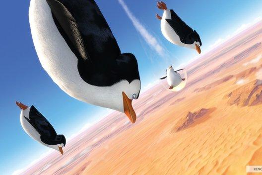 Мультфильм «Пингвины Мадагаскара»: Апогей пушистости