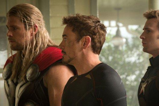 Фильм «Мстители: Эра Альтрона»: И вновь продолжается бой