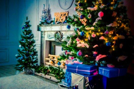 Фотостудии с новогодним оформлением в Красноярске