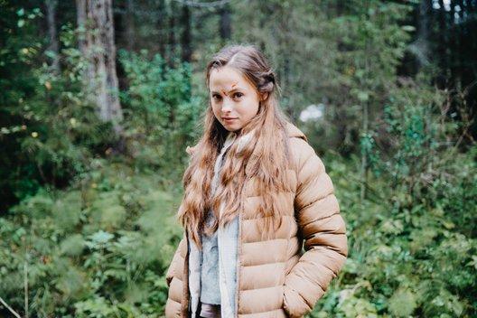 Звезда сериалов «Секта» и «Территория» Ася Чистякова: «Летучие мыши порхали над головой — иногда было жутковато»