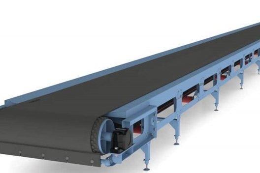 Особенности использования конвейерной ленты для легких условий эксплуатации