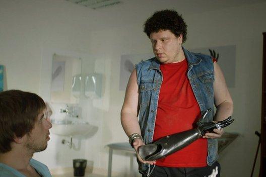 Евгений Кулик: «Толя Робот» — это сериал о настоящей мужской дружбе