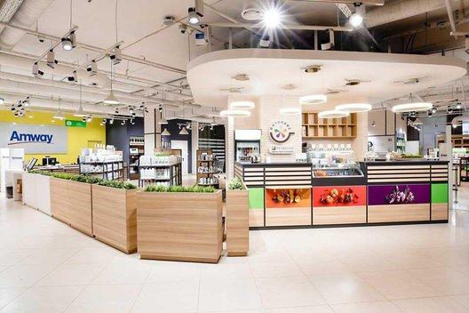 Торговые центры формата experience: Амвэй задает тренд