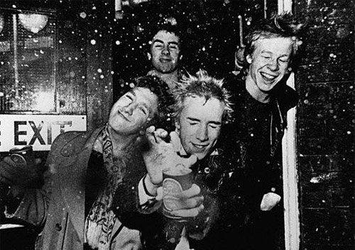 Sex Pistols, или С кого начиналась панк-культура?