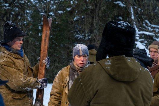 Максим Костромыкин: «На съемках «Перевала Дятлова» пришлось как следует покувыркаться»
