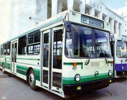 Автобусная оптимизация
