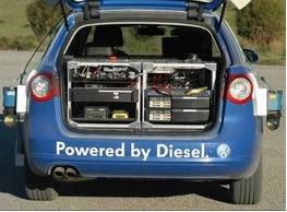 Автомобиль с мощностью... интеллекта в 40 вычислительных ядер?!