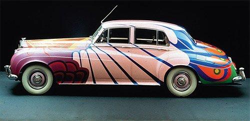 Какие автомобили предпочитали «звезды» ХХ века?