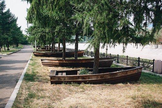 Топ мест для прогулок и селфи в Красноярске