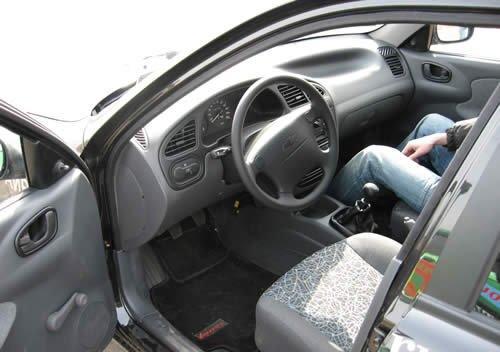 Тест-драйв серии автомобилей Chevrolet DAT от компании «Атлантик Моторс»