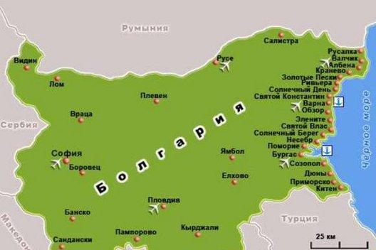 Болгария: Пляжные курорты — семейный отдых с детьми