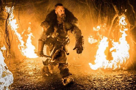 Фильм «Последний охотник на ведьм»: Вин Дизель против всех
