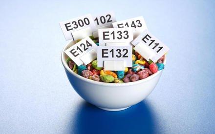 Что скрывают в себе пищевые добавки