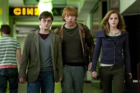 Фильм «Гарри Поттер и дары смерти: часть 1»: Без волшебства