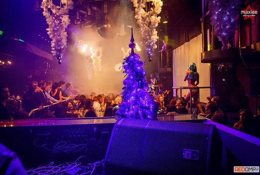 Новогодняя ночь в music bar Loft