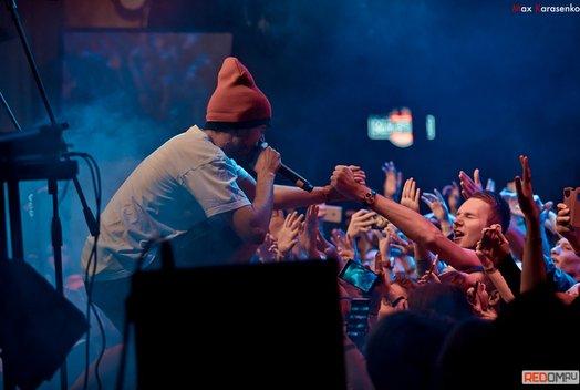 Концерт Noize MC в ресторан-баре «Облака»