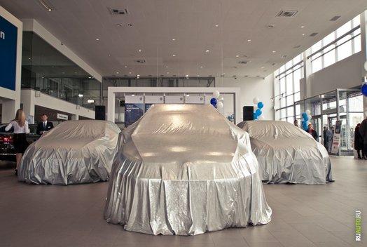 День открытых дверей в Volkswagen