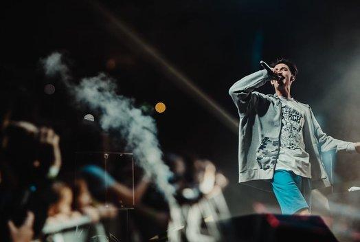 Концерт Тимы Белорусских в Красноярске