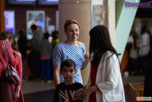 Предпремьерный показ фильма «Черепашки-ниндзя 2» в «Киномаксе»