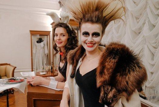 Театральная ночь «Призраки драмы» в Театре Пушкина