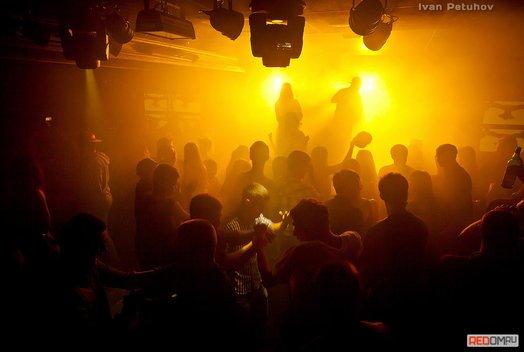 Вечеринка «Vice» в «Иксах»: DMNDZ