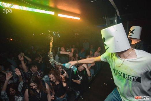 27 августа в ночном клубе «Эра»: iPod Battle