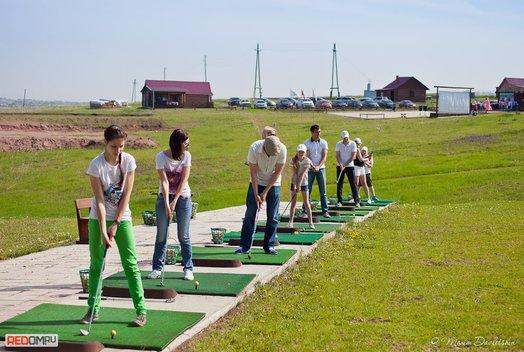 Family Golf Стольник 2013