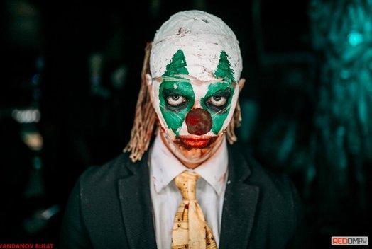 Хэллоуин в баре «Иксы»: 28 и 29 октября