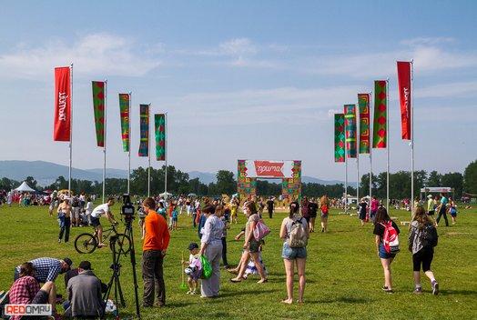 Фестиваль «Зеленый 2014»: Часть 1