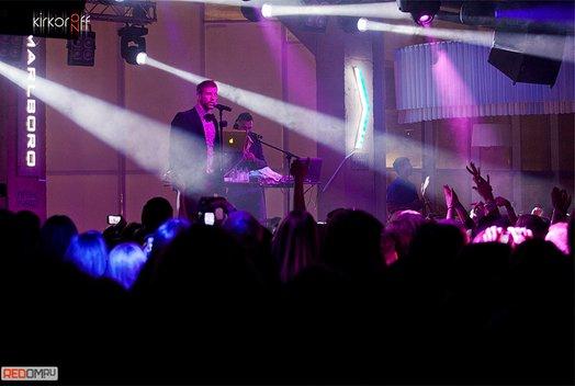 Иван Дорн: Концерт в ресторан-баре «Облака»