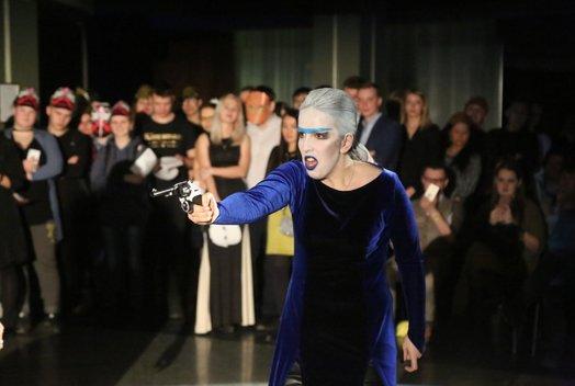 «Театральная ночь: Опера-квест» в Театре оперы и балета