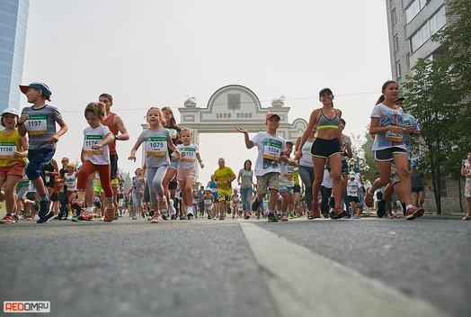 Полумарафон «Июльская жара 2016»