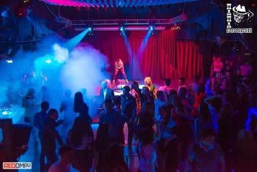 28 марта в клубе «Колорадский Папа»: Танцевальный марафон «Авторадио»