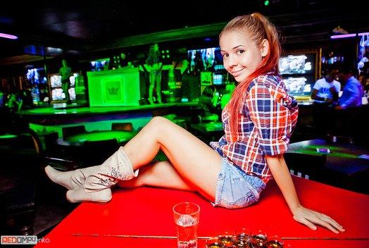1 декабря в баре «Иксы»: Wild wild girls