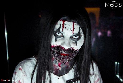 Хэллоуин в баре The Mods: 27 октября