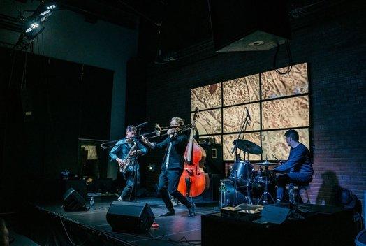 Kras Jazz Fest: Квартет Woodoism