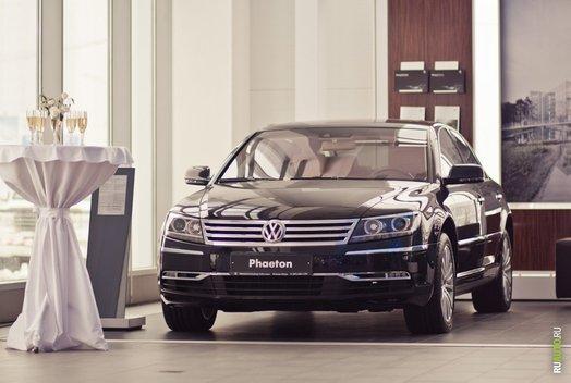 Открытие второго дилерского центра Volkswagen «Медведь-Запад»