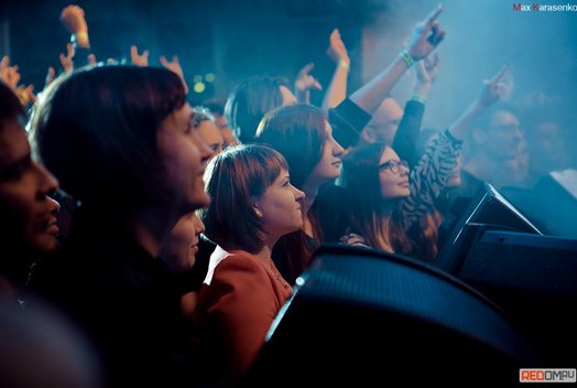 Концерт группы «Кукрыниксы» в ресторан-баре «Облака»