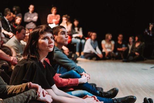 «Театральная ночь: Ночь. Театр. Детектив» в Театре Пушкина
