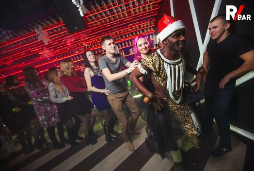 31 декабря в баре RVbar: Новогодняя ночь