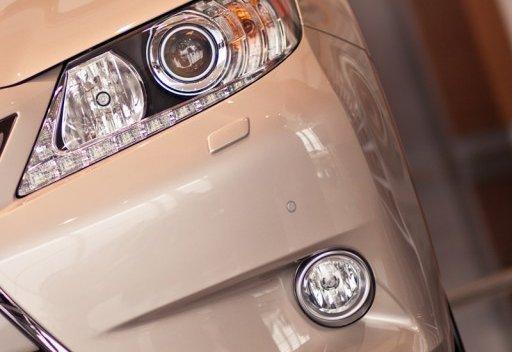 Lexus Weekend: тест-драйв Lexus ES