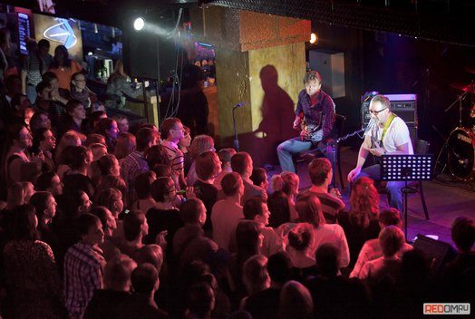 Евгений Маргулис: Концерт в баре Loft
