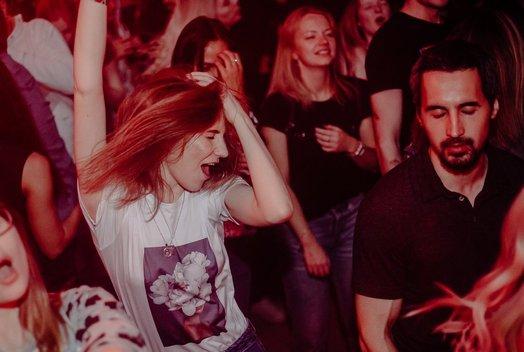 1 июня в баре «Гримёрка»: Группа Girlsbusters
